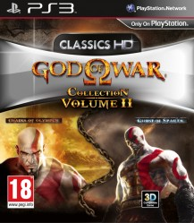 God Of War Collection Vol 2
