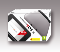 3DS XL Hardware - Silver & Black - screenshot}