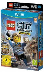 Lego City Undercover Limited Edition (Including Minifigure)