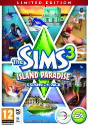 The Sims 3 Island Paradise Limited Edition