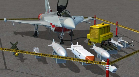 Eurofighter (for FSX) - CentreSoft
