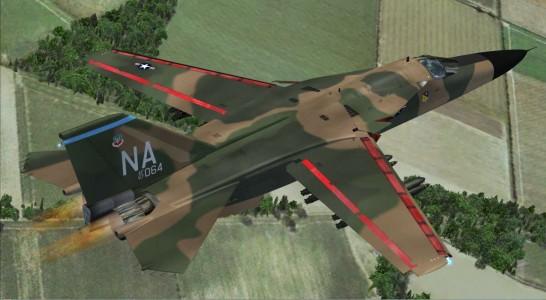F-III Aardvark (for FSX) - CentreSoft