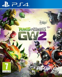Plants vs Zombies 2 Garden Warfare 2
