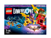 LEGO® Dimensions:  Batman Movie Story Pack