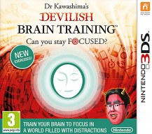 Dr Kawashima's Devilish Brain Training: Can You Stay Focussed?