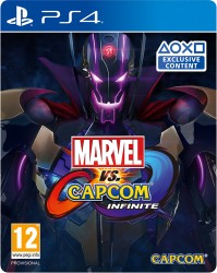 Marvel Vs Capcom Infinite Deluxe