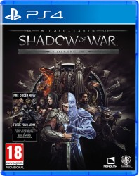 Middle Earth Shadow Of War Silver Edition