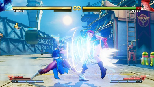 street fighter v arcade edition ps4 free