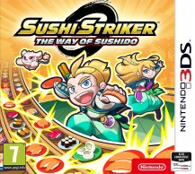 Sushi Striker: The Way of the Sushido