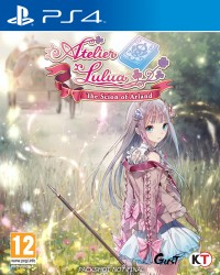 Atelier Lulua The Scion Arland