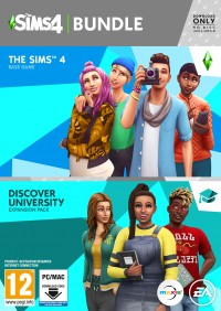 The Sims™4 Plus Discover University
