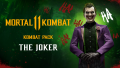 Mortal Kombat 11 with 'The Joker' DLC - screenshot}
