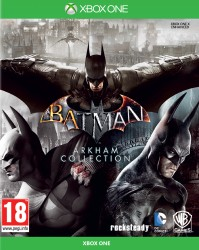 Batman: Arkham Collection - Standard Edition