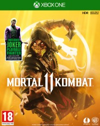 Mortal Kombat 11 with 'The Joker' DLC